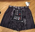 NWT Men's STAR WARS Darth Vader Boxers ~ S M L or XL