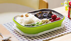 Stainless Steel Heat Preserve Lunch Food Container Student School Bento Box Case