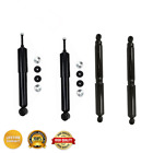 4X FRONT & REAR SHOCKS AND STRUTS for 2007-2010 CHEVROLET SILVERADO 3500 HD RWD