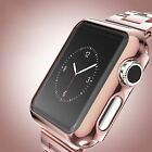 Hard Plated Bumper Case Cover Protect for Apple Watch Series 2 iWatch 2 42/38mm