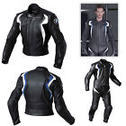 Bmw Motorbike Leather suit Sports Motorcycle Leather suit With Ce Armoured Suit