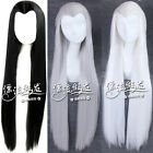 Long Straight Chinese classical style Fairy Cosplay party Wig heat resistant Z13