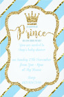 10 Beautiful Personalised Baby Shower Invitations Invites Boys or Girls