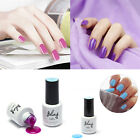 1pcs Bling Color Manicure Collection UV/LED Soak Off Gel Nail Polish Nail Ar 6ml