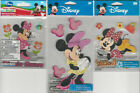 U CHOOSE Assorted Disney MINNIE MOUSE 3D Stickers mickey mouse club house