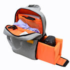 Multifunction DSLR SLR Camera Bag Travel Outdoor Tablet Laptop Bag Waterproof