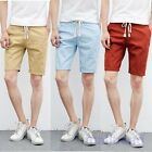 Fashion Casual Men's Cargo Shorts Summer Short Trousers Skinny Pants Outdoor