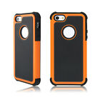 New fashion hard shockproof case cover for apple iphone5 / 5s Screen ProtectorJR