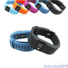 Anti-water Bluetooth Smart Wristband Heart Rate Monitor Pedometer TW64S Acc