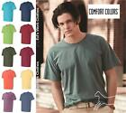 Comfort Colors Mens Cotton Blank Pigment Dyed Short Sleeve T Shirt 1717 up to 3X image