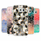 OFFICIAL ELISABETH FREDRIKSSON CUBES COLLECTION GEL CASE FOR SAMSUNG PHONES 1