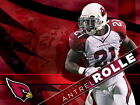 Antrel Rolle Arizona Cardinals NFL Wall Print POSTER UK