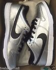 Nike SB Dunk Low Cold Pizza Aluminum Black White 313170-024 Sz 12