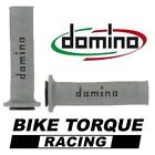 Bimota 1100 Furano  Grey & Black Domino RR Diamond Handle Bar Grips