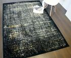 Shadow Style Large Area Rug Small Faded Modern Carpet Soft Contemporary Design
