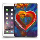 OFFICIAL HOWIE GREEN HEARTS HARD BACK CASE FOR APPLE iPAD