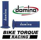 Bimota 1100 Furano  Blue & White Domino RR Diamond Handle Bar Grips