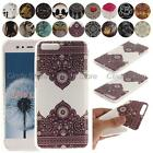 For Xiaomi Mi 6 6E 6P MCE16 Dandelion Wind Chime Pattern Soft TPU Case Cover