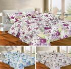 New Harper Bed in A Bag 5 Pcs Duvet Cover Pillow Cases Cushion Covers All Sizes