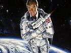 Roger Moore Moonraker Movie Actor Wall Print POSTER AU $24.95 AUD on eBay