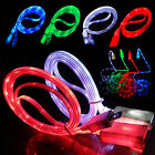 COOL Glow LED Charger Luminescent Charging Date Sync Cable iPhone 6/6Plus/5/5S