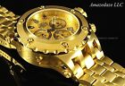 Invicta Men Sub Aqua Specialty Swiss Chronograph Stainless St Watch-MSRP $1895