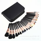 Professional 29pcs Makeup Brushes Complete Kit Extravganza Copper Kit Collection