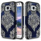 Samsung Galaxy S6 Active (G890) Hard Impact Dual Layer Shockproof Bumper Case
