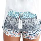Women Sexy Hot Pants Summer Casual Shorts High Waist Short Pants Printed Shorts