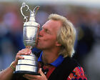 GREG NORMAN 03 HOLDING THE CLARET JUG (GOLF)  PHOTO PRINTS AND MUGS