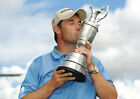 PADRAIG HARRINGTON 03 HOLDING THE CLARET JUG (GOLF)  PHOTO PRINTS AND MUGS