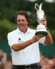 PHIL MICKELSON 03 HOLDING THE CLARET JUG (GOLF)  PHOTO PRINTS AND MUGS