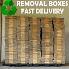 RECYCLED DOUBLE WALL CARDBOARD STORAGE HOUSE MOVING REMOVAL BOXES