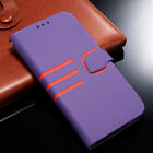 New Luxury Magnetic Flip Cover Stand Wallet Leather Case For Mobile Phones