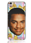 New Fashion Fresh Prince Funny Soft TPU 3D Print Case Cover For iPhone 6 6S 7