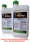 Roundup Flex 480 (Power Flex, Platinum) oder Roundup Gel Unkrautvernichter