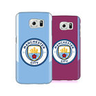 OFFICIAL MANCHESTER CITY MAN CITY FC BADGE KIT 2017/18 CASE FOR SAMSUNG PHONES 1