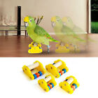 Wooden PLAY STAND Perch Gym Pet Parrot Bird Cages Toy Conure Cockatiels Parakeet