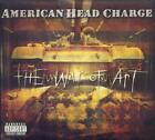 AMERICAN HEAD CHARGE - THE WAR OF ART [PA] USED - VERY GOOD CD