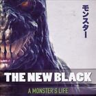 THE NEW BLACK - A MONSTER'S LIFE * USED - VERY GOOD CD