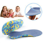 EVA Arch Support Insoles Orthotic Orthopedic Shoe Inserts For Kids Children SU