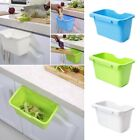 Hot Kitchen Cabinet Door Hanging Trash Garbage Bin Can Rubbish Container