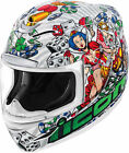 Icon Airmada Lucky Lid 2 Graphic Full Face Helmet