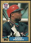 1987 Topps Baseball - Pick A Player - Cards 401-600
