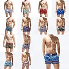 Stylish Men's Beach Pants Swimwear Board Shorts Casual Surfing Shorts Fashion
