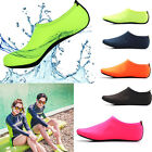 Fashion Mens Water Skin Barefoot Shoes Aqua Socks Beach Swim Pool Surf Yoga Safe