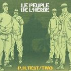 LE PEUPLE DE L'HERBE - P.H. TEST/TWO USED - VERY GOOD CD