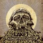 LAKEI (METAL) - KONSPIRASJONER USED - VERY GOOD CD