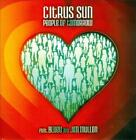 CITRUS SUN - PEOPLE OF TOMORROW USED - VERY GOOD CD