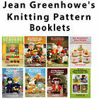 Jean Greenhowe's Knitting Pattern Booklets